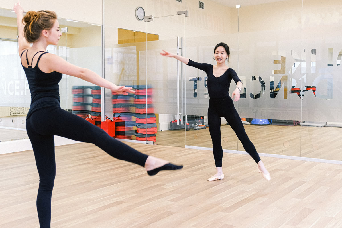 Four Life Lessons You Can Learn in Ballet Class