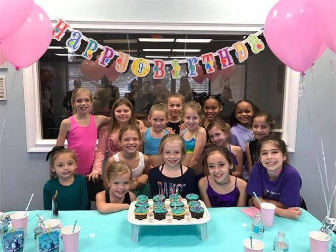 Have your birthday party with 3D Motion Dance!