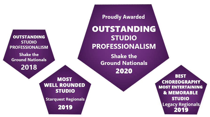 Awards for Outstanding Studio professionalism